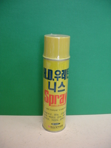 우레탄 니스 SPRAY(URETHANE VANISH)/420ml