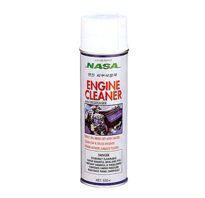 NASA - ENGINE CLEANER 엔진외부세정제/550ml