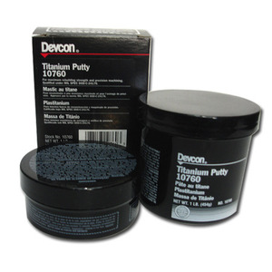 DEVCON 티타늄보수제Titanium Putty